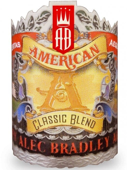 alec bradley american classic banderole 2012