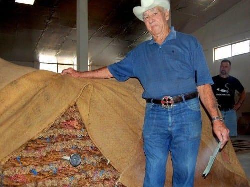 aristides garcia portrait cuban tobacco grower perdomo