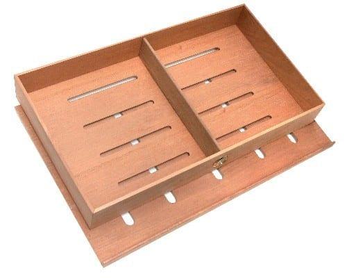 humidor inlay rack tablet air block
