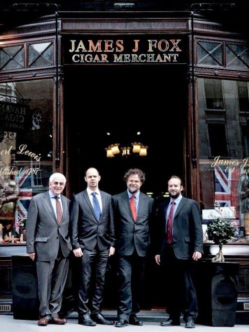 jj fox key staff st james street view shervington barker seyfried curtis