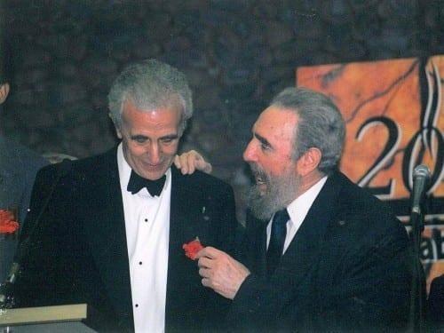 chase castro talking festival del habano auction 1999