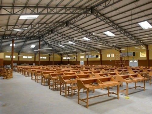 aj fernandez new factory hall for cigar rollers
