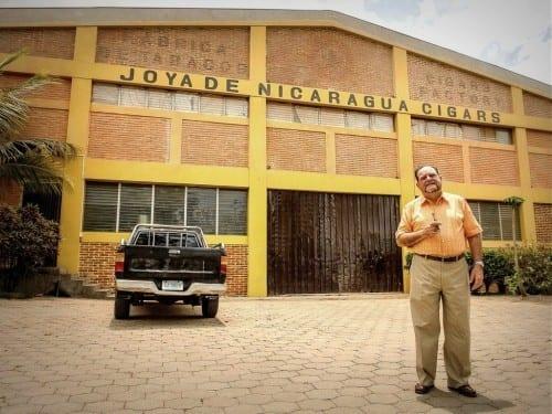 alejandro martinez cuenca joya de nicaragua factory building outside