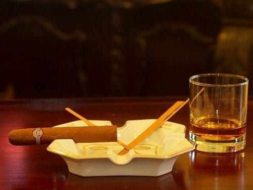 classic pairing cigar long aged rum