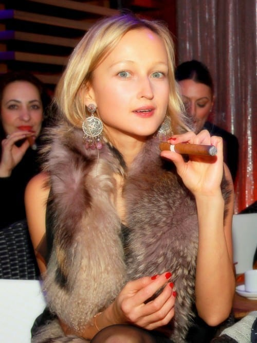 olia demidova pr consultant moscow oettinger davidoff ag ladies masterclass london