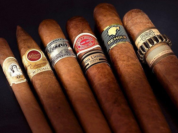 cigar trivia opener cigar band various cigar bands brand identity
