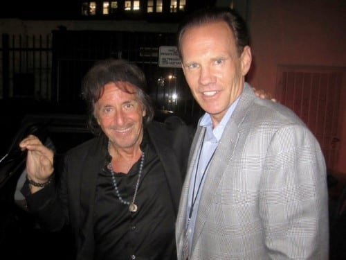 daniel marshall al pacino scarface reunion event los angeles 2011