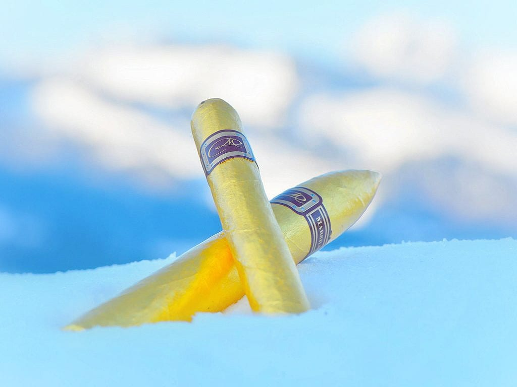 daniel marshall golden cigar austrian alps background cigar lounge opening kitzbühel country club reith 2013