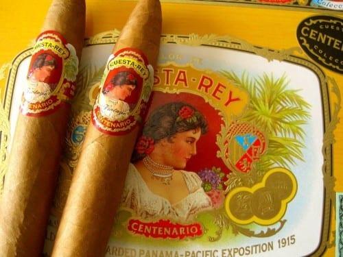 cuesta-rey centenario vintage box cigars