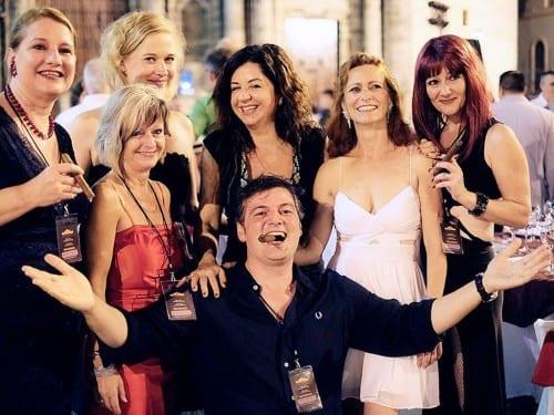 encuentros amigos de partagas 2014 mario cioffi group
