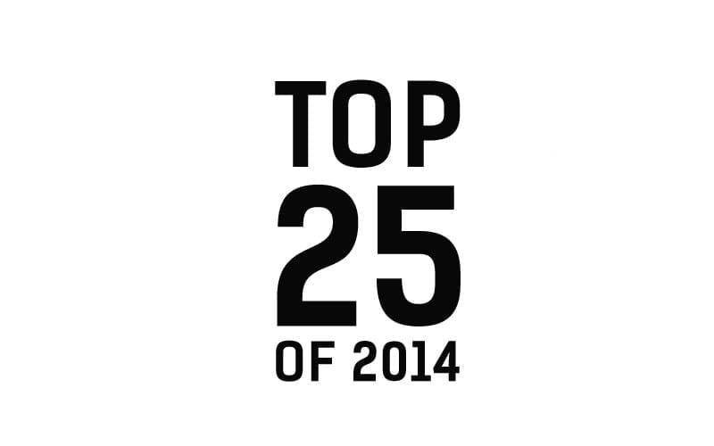 Cigar Journal Top 25 of 2014
