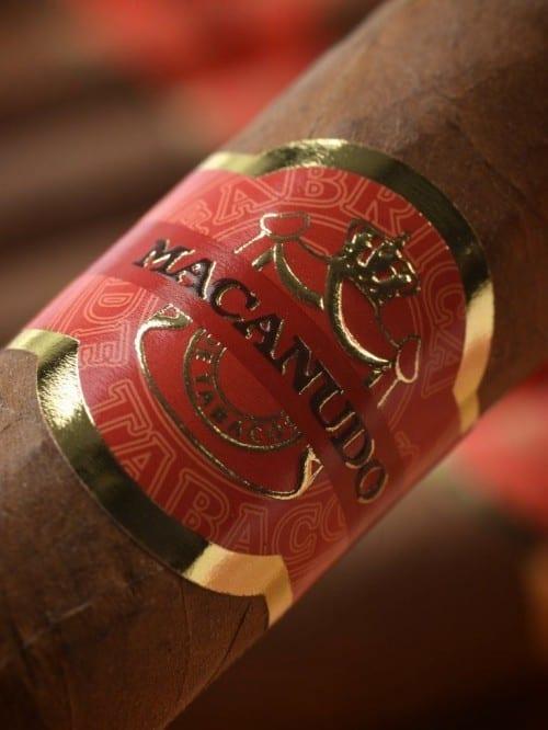 macanudo inspirado cigar band