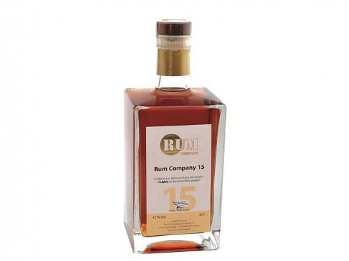 rum company 15 bottle smoky spirits