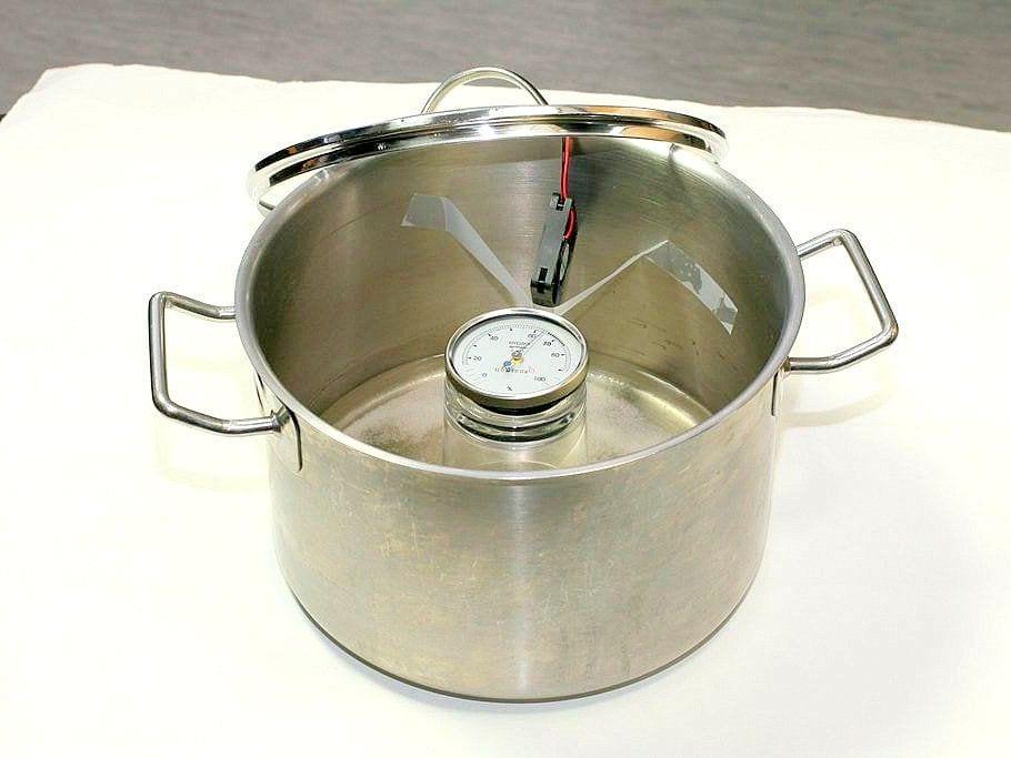 hygrometer calibrate