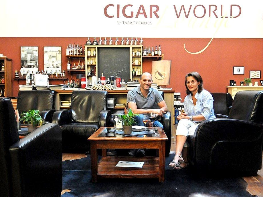 tabac benden cigarworld lounge duesseldorf