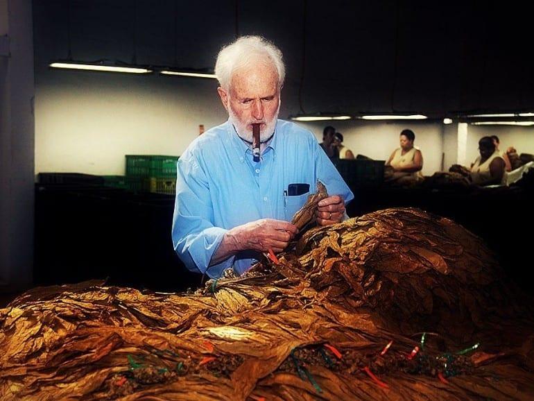 heinrich villiger soehne controlling tobacco leaf factory