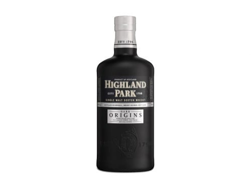 highland park dark origins bottle