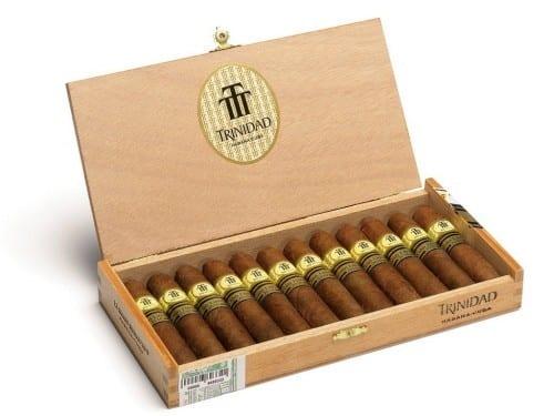 trinidad short robustos limited edition 2010 in a box