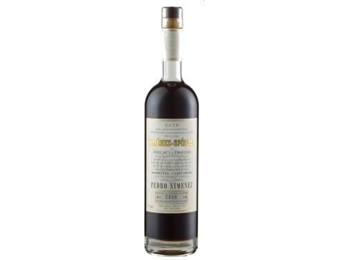 ximenez spinola very old pedro ximenez bottle
