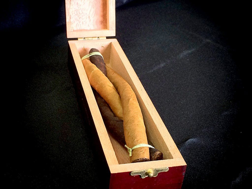 culebras boxed cigar trivia