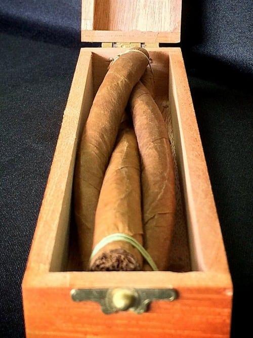 culebras boxed front cigar trivia