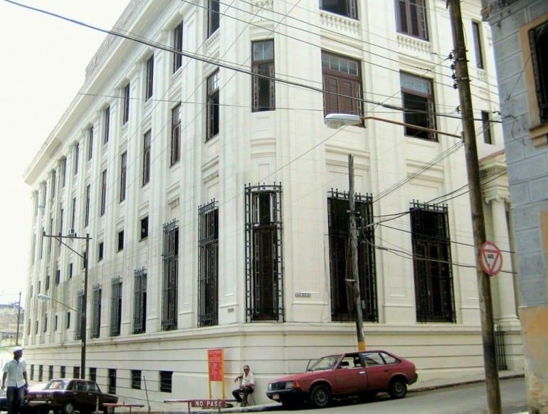 partagas factory pollack calle san carlos havana