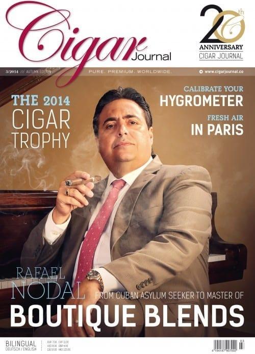 cigar-journal-cover-autumn-2014-rafael-nodal-boutique-blends