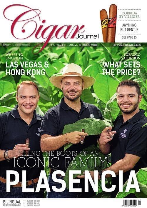 Cigar Journal Summer Edition 2017: Plasencia