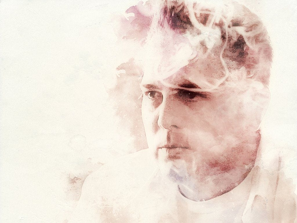 dion giolito illusion fumare portrait smoke