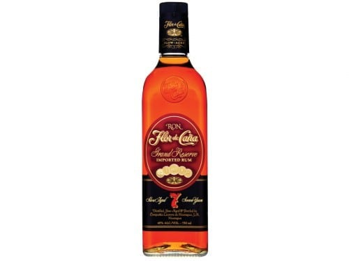 flor de cana gran reserva 7 years bottle smoky spirits