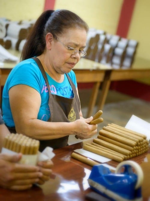 francisca del rosario gonzalez aguirre controlling quality cigars factory