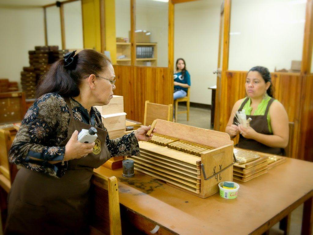 francisca del rosario gonzalez aguirre quality inspector cigar factory