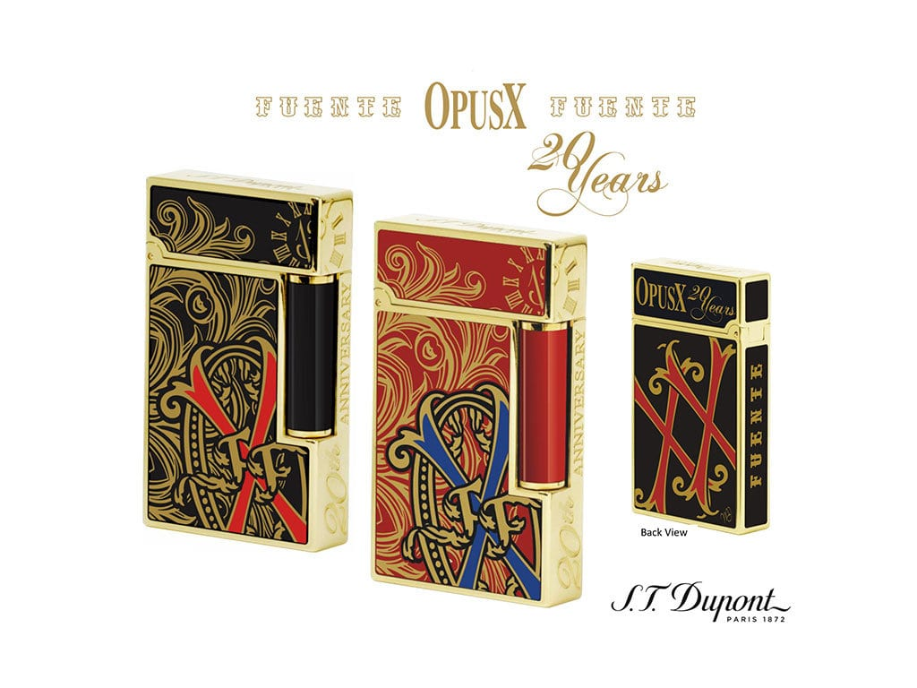 Fuente OpusX lighter 20 Dupont