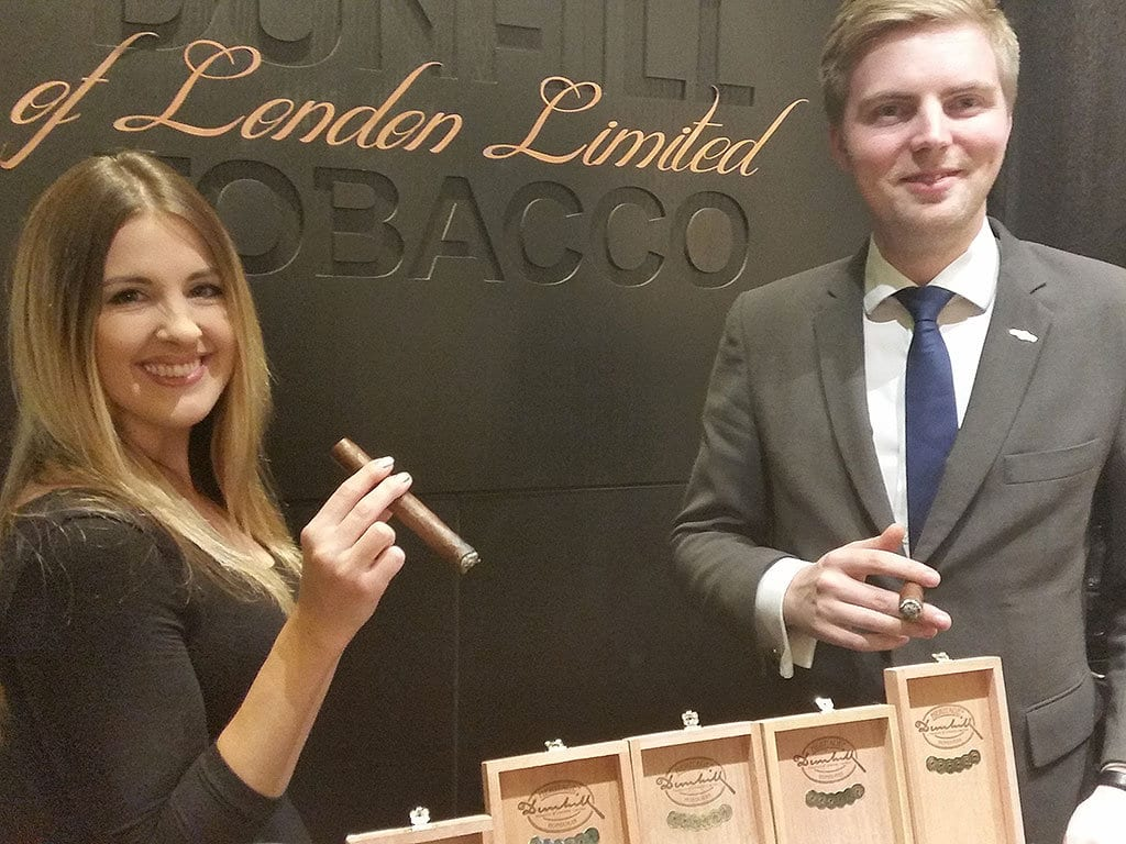 Dunhill Heritage Launch Lond