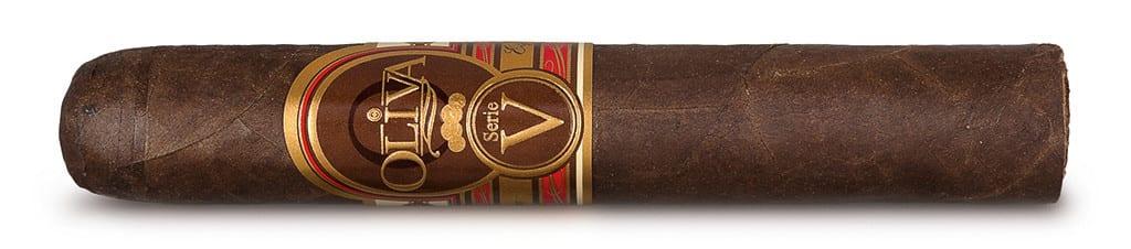 oliva serie v liga especial double robusto single cigar