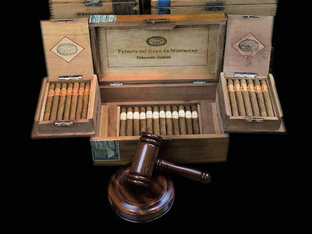 cigar auction vintage cigars orchant london