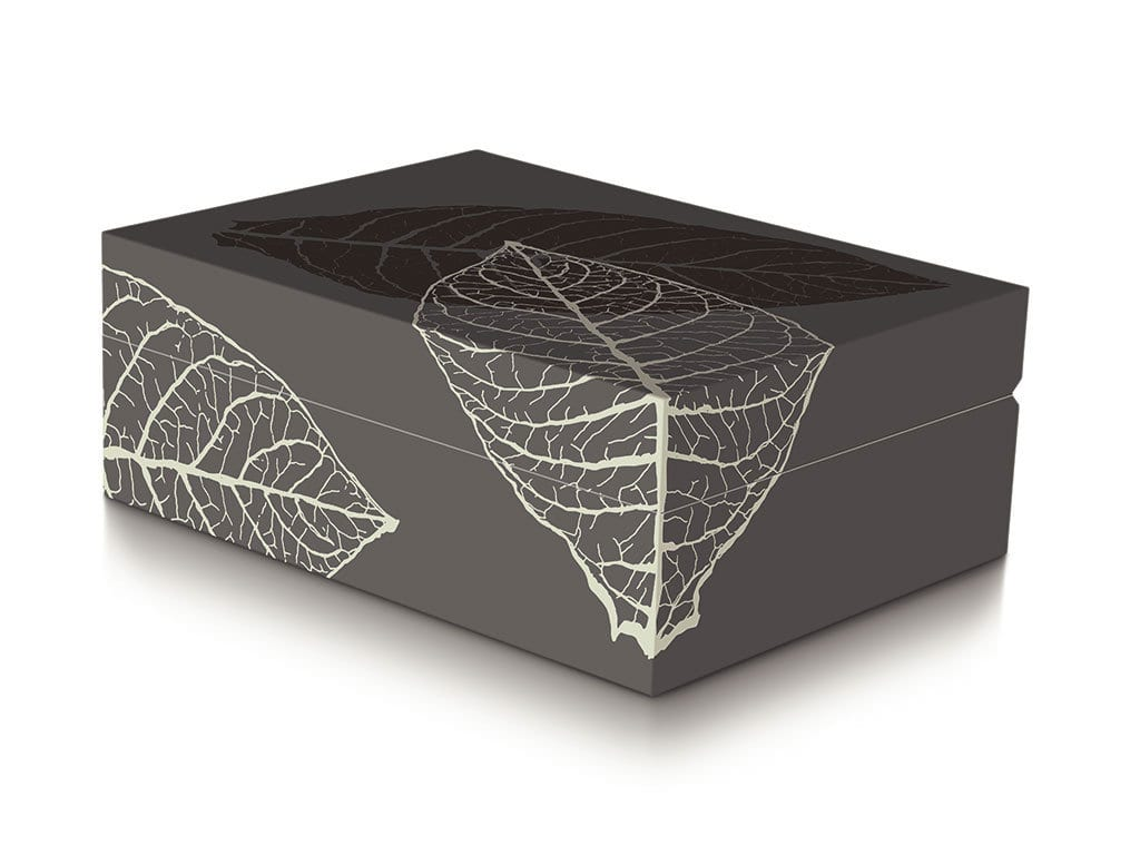 Zino Graphic Leaf Humidor
