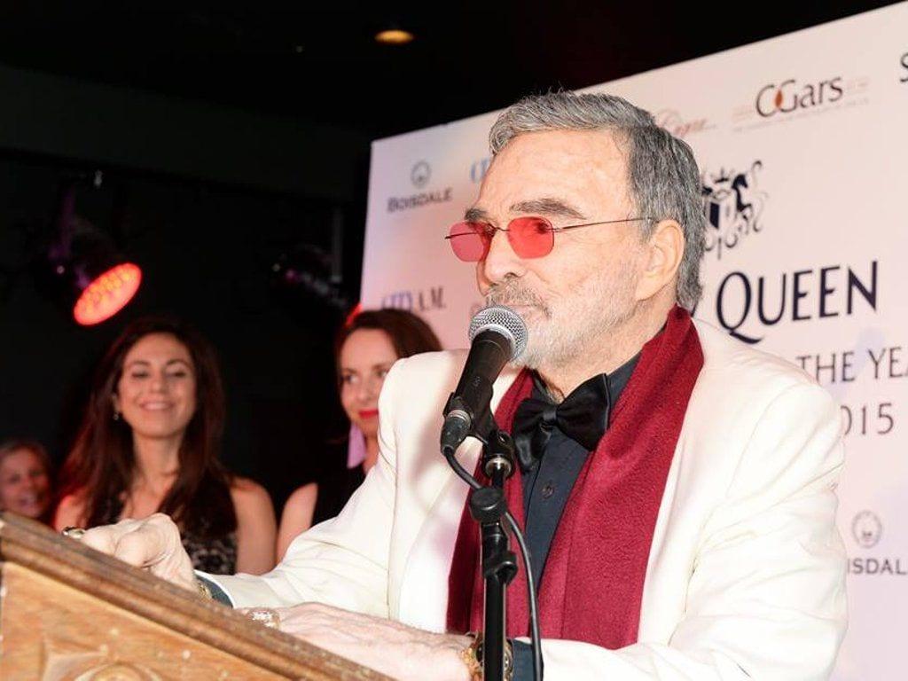 Burt Reynolds Cigar Award