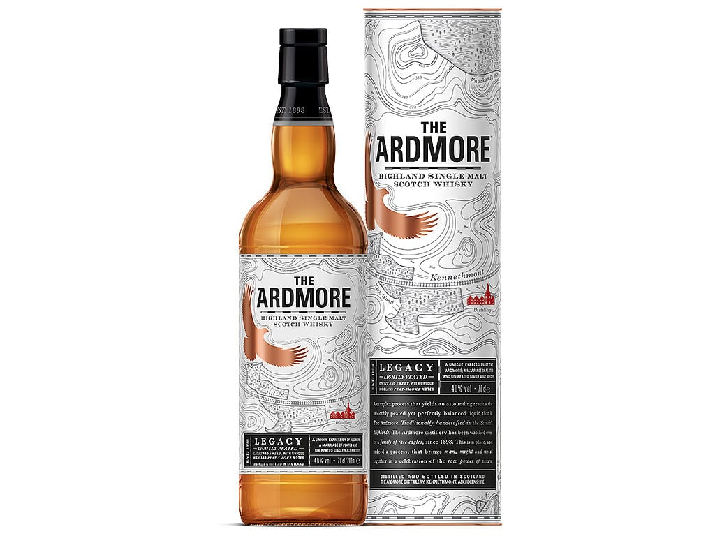 ardmore legacy bottle and tube