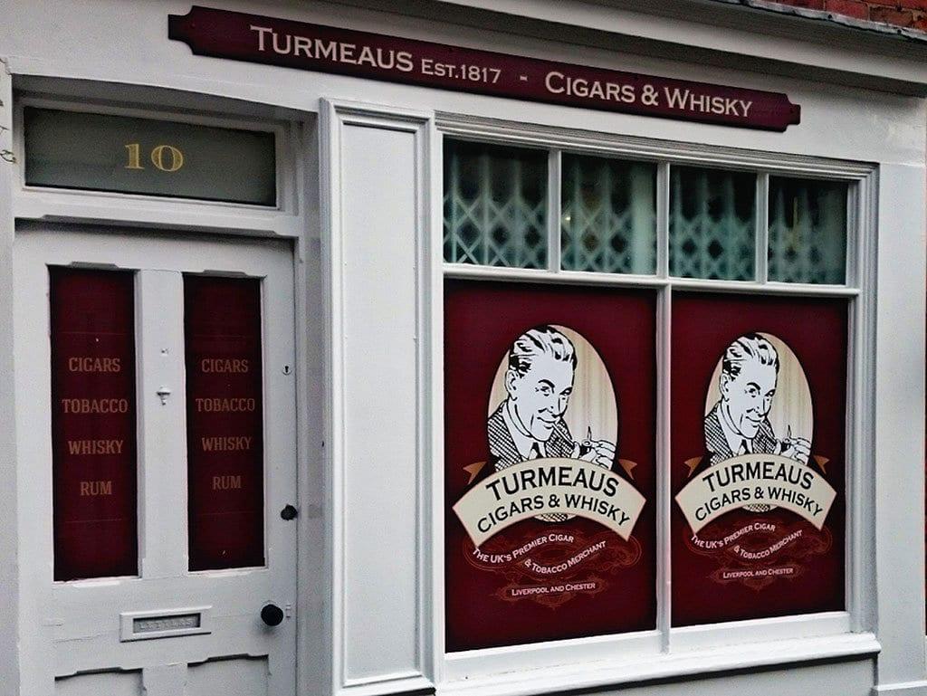 Ltd opens new Turmeaus Tobacconist in Knutsford