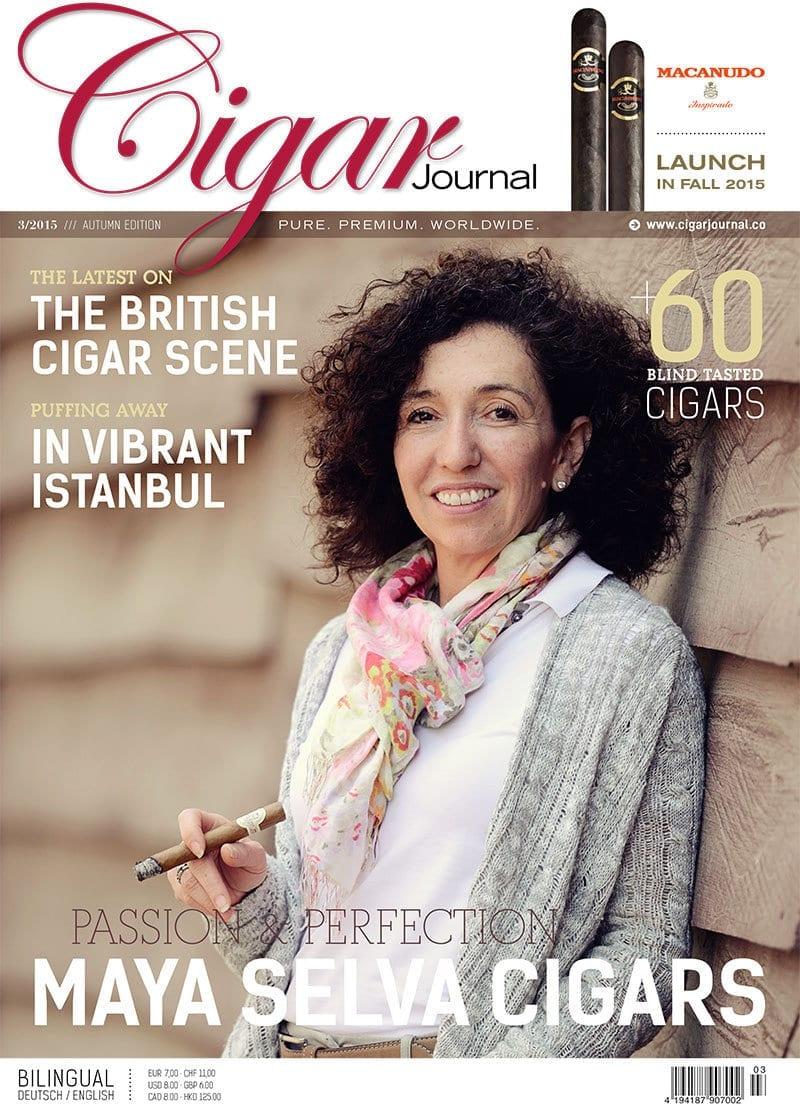 cigar-journal-autumn-edition-2015-cover-maya-selva