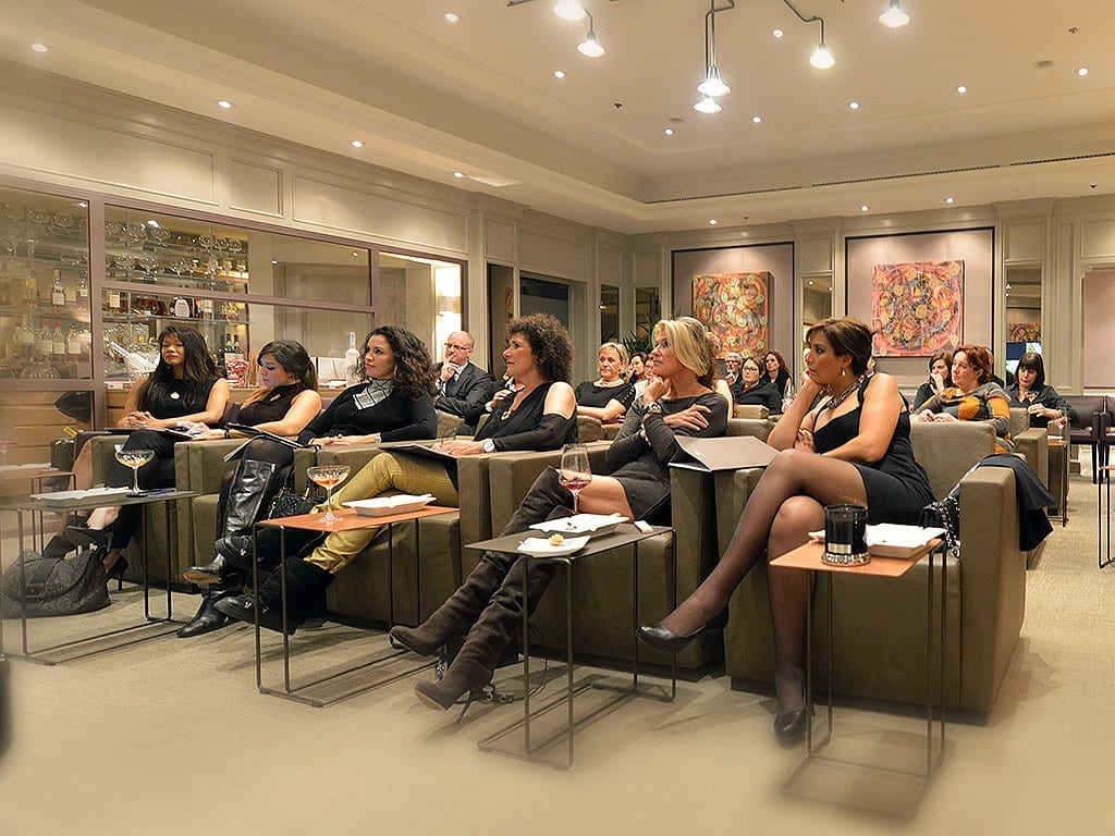 passionadas at davidoff ladies masterclass