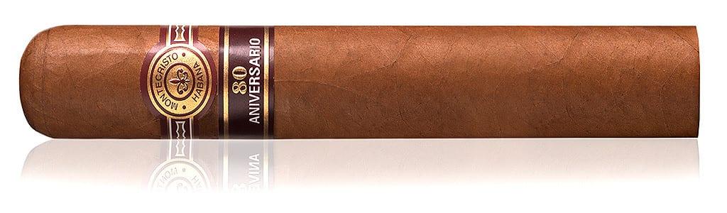 montecristo vitola especial 80 aniversario single cigar