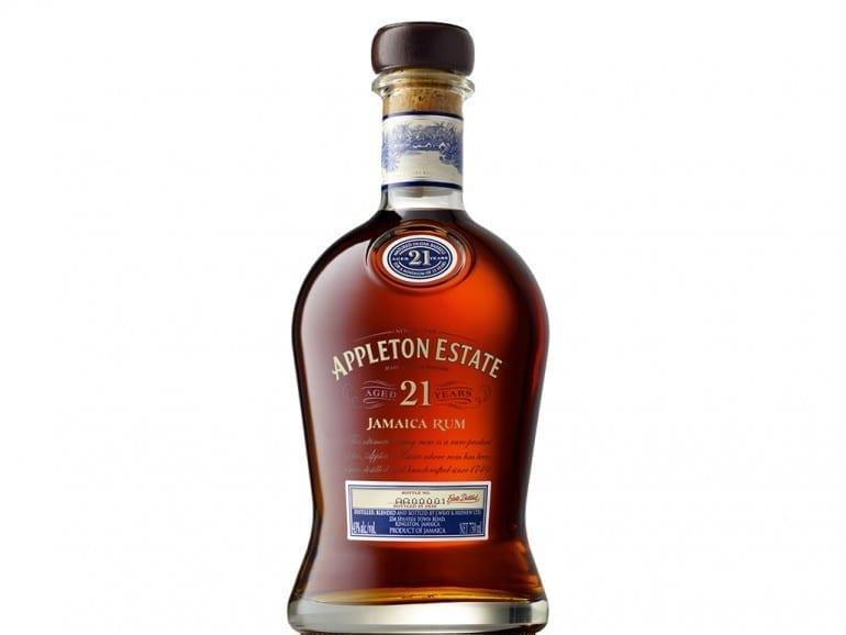 appleton estate 21 years bottle