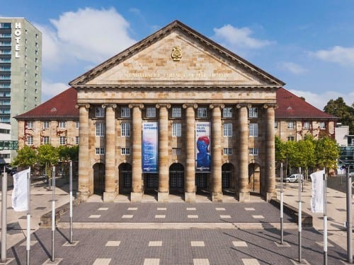 kongress palais kassel front entrance
