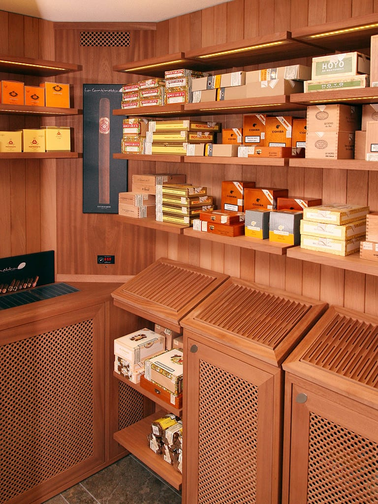 How to Build Your Own Walk-In Humidor