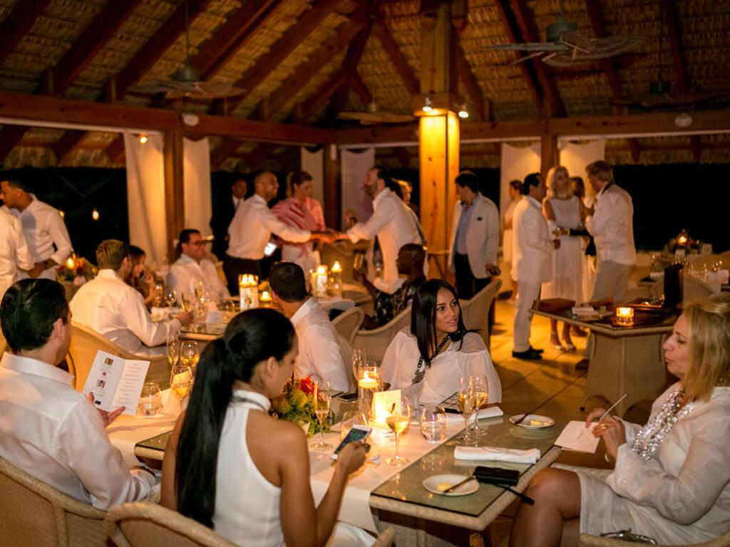 Davidoff Tour Gastronomique White Night