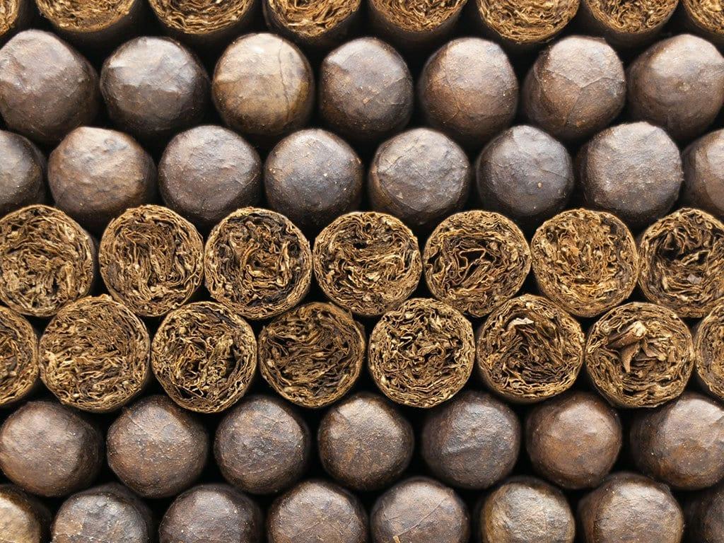 Cigar Aging in Storage
