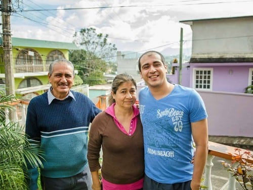 felipe lopes meza family afternoon group portrait