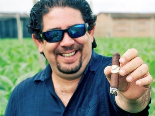 jesus fuego origen cigar tobacco field